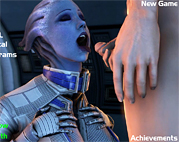 Ass Effect. Liara T'Soni