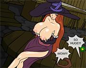 Bitch Witch Banged