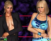Female Wrestling pt.2