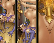 Girls Of The Harem. Chapter 2