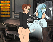 Halloween Sex Adventure