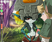 Slutty Twilight Princess