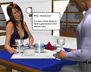 Virtual Porn Date